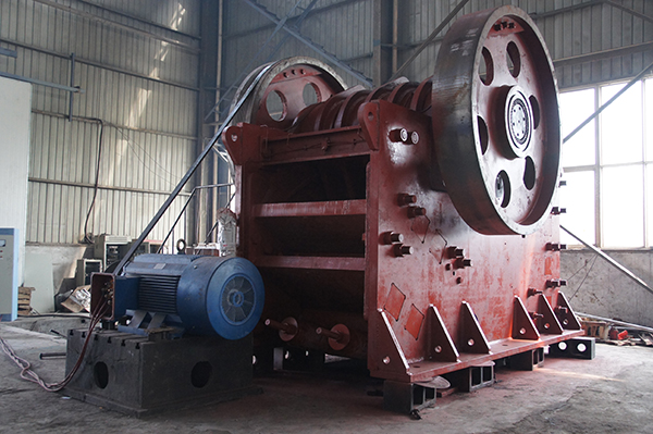 Crushing industry is inseparable from jaw crusher