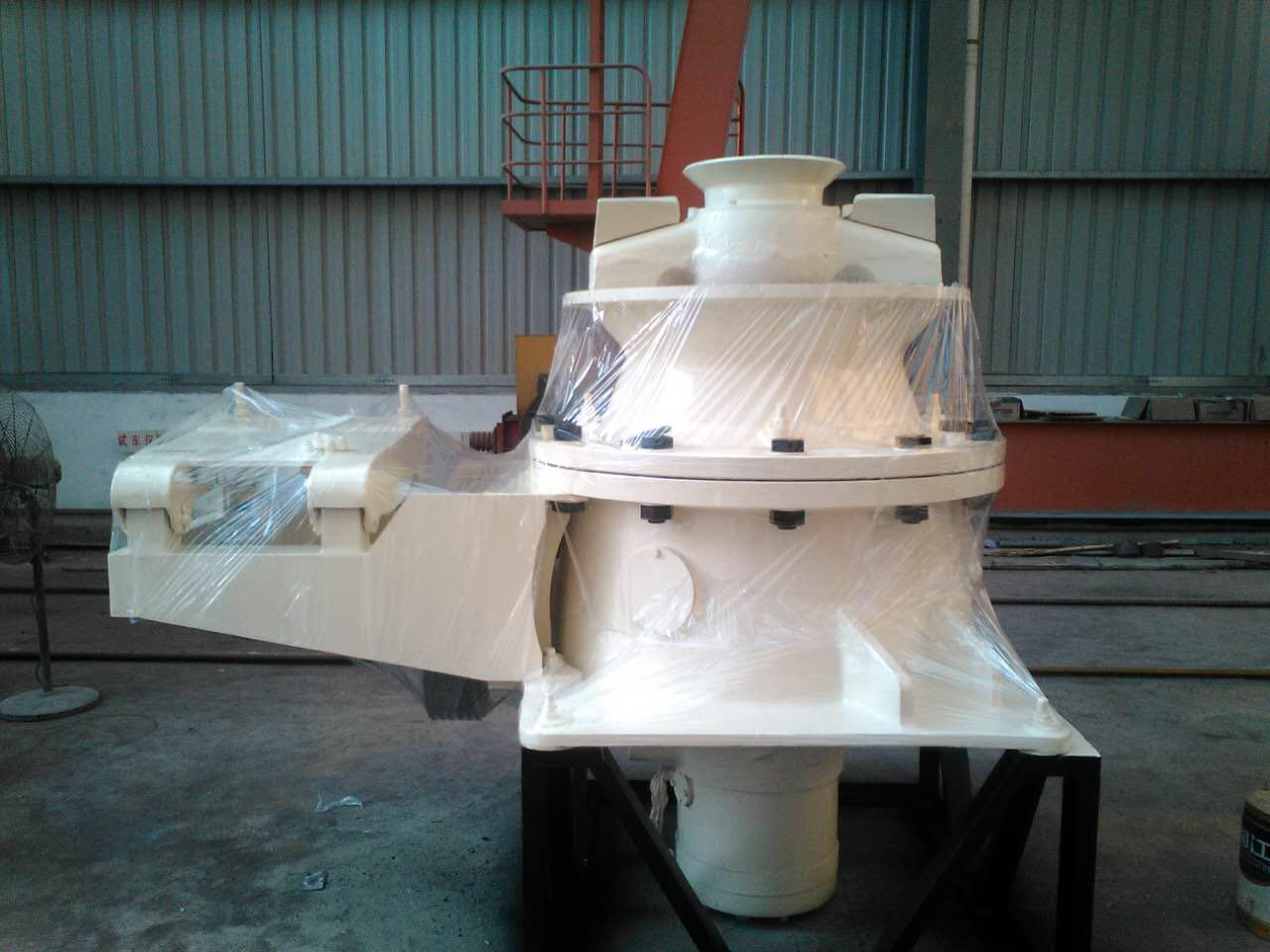Advantages of Single Cylinder Cone Crusher
