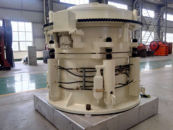 How long you can use cone crusher?