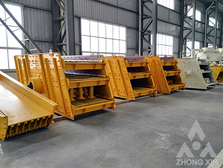 Circular-motion Vibrating Screen