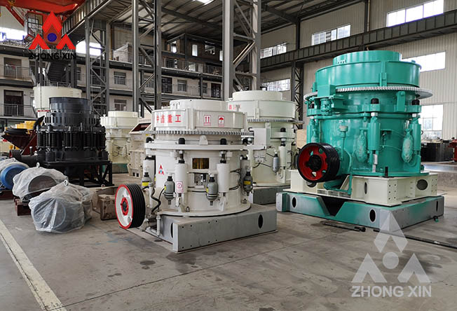 Introduction of daily inspection work of cone crusher
