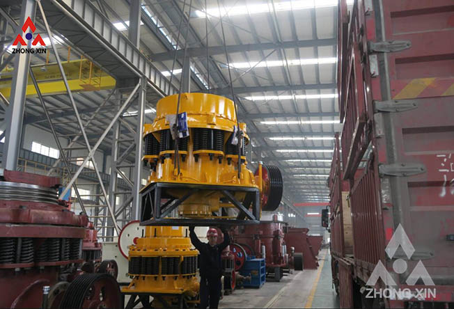 3FT Symons cone crusher is shipping