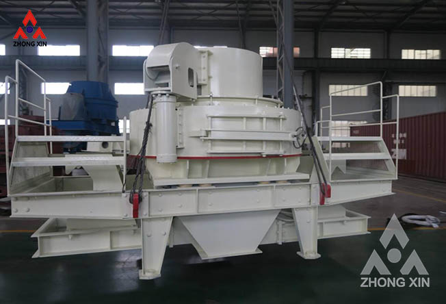 Analysis of the reasons for the low output of sand making machine