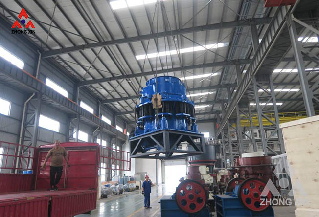 What needs to be done to reduce the failure rate of cone crushers