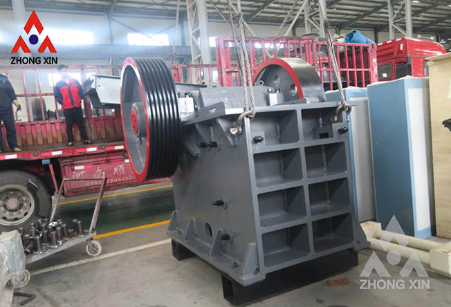 Reasons for the lower output of jaw crusher
