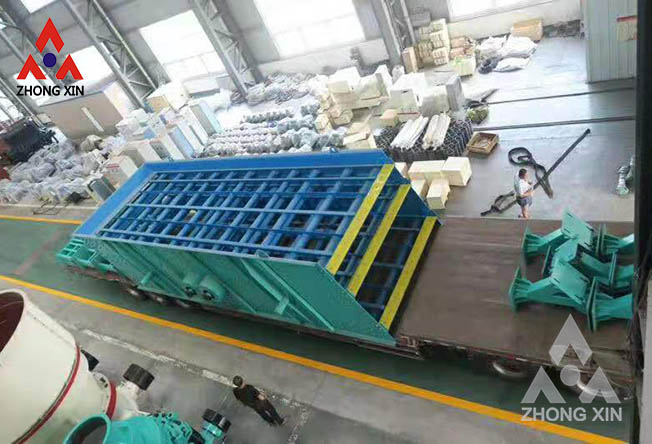 Introduction to the four factors affecting the price of vibrating screen
