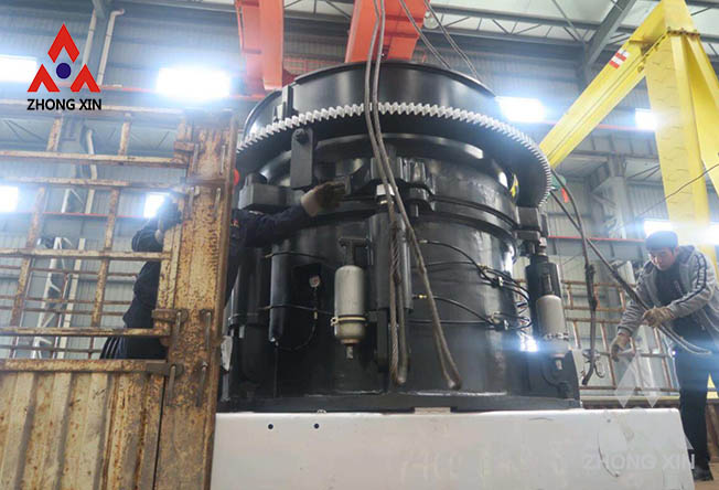 How to reduce the failure rate of the cone crusher