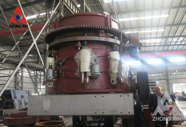 How to solve the unstable output of cone crusher