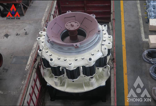 Compound cone crushers