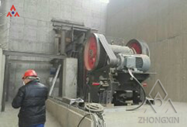 Analysis of the cause of excessive dust in the jaw crusher