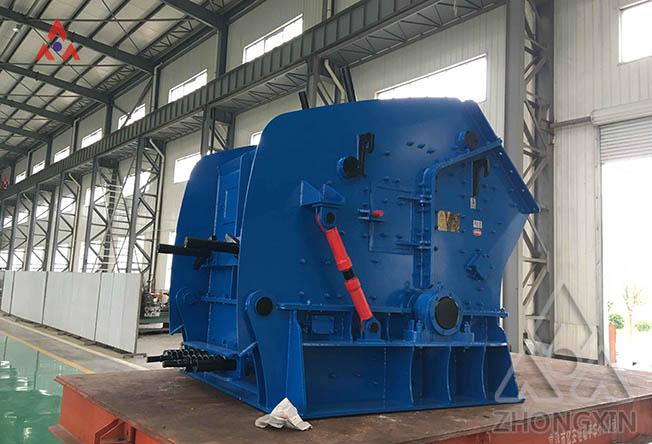 How to improve the efficiency of the impact crusher