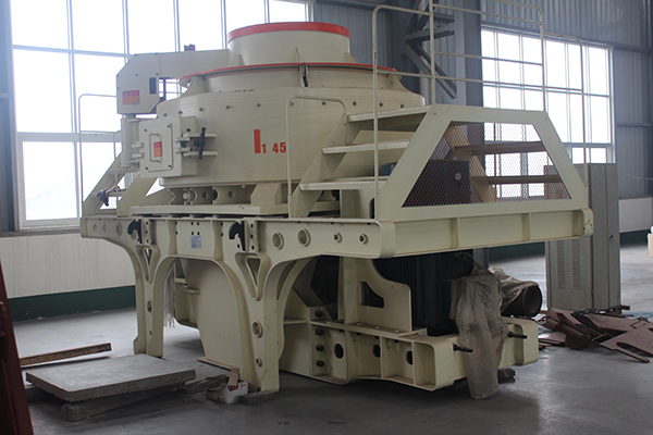 Sand making machine installation notes