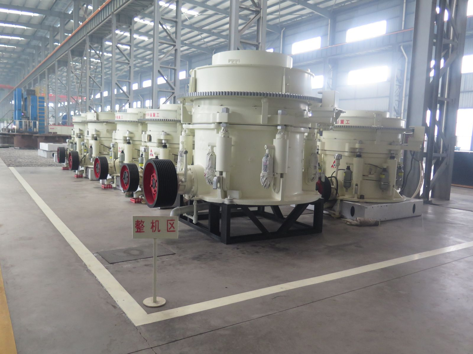 What to do with low cone crusher production?