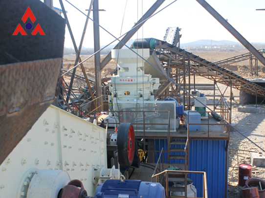 Cone crusher is your trusted device