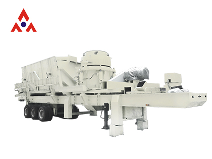 Mobile Cone Crusher Plants