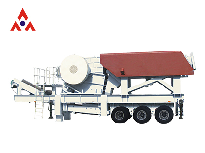 Mobile Jaw Crusher Plants