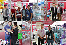 Zhongxin Heavy Industry, Participation in Canton Fair