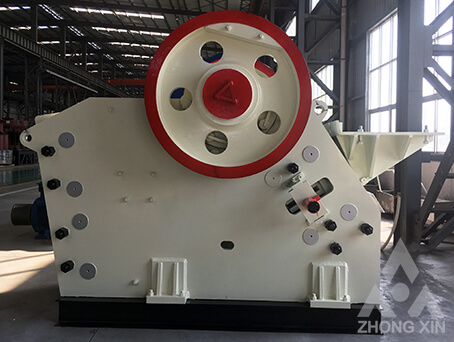 ZXC European Type Jaw Crusher
