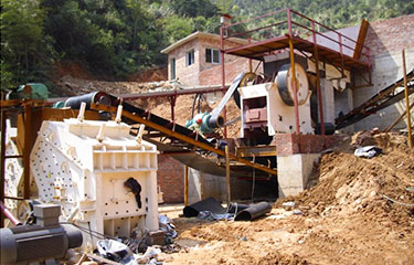 350tph Granite Crushing Production Line In Peru