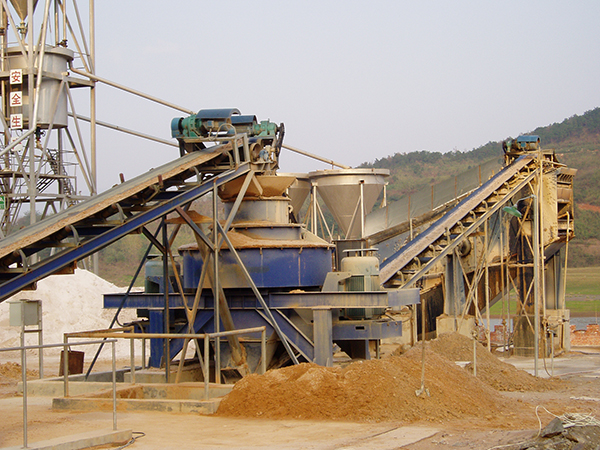 250-350 TPH Dolomite Crushing Plant In Dubai