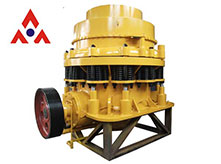Which company has quality iron ore cone crusher?