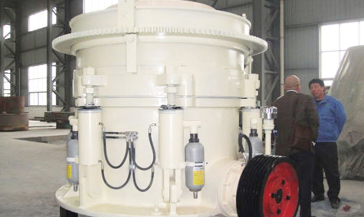 Zhongxin XHP hydraulic cone crusher reduce production costs