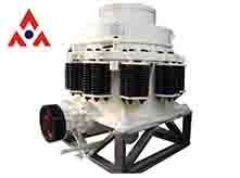 Zhongxin new cone crushers are more intelligent