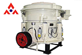 New energy-saving cone crusher