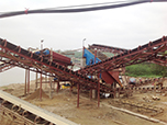 1000TPH Mountain Stone Crushing Plant