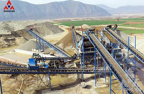 350tph pebble crushing plant